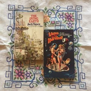 Other - 🚀 👽 (2) Sci-Fi Book '50s and '70s